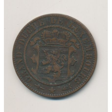Luxembourg - 10 centimes - 1870