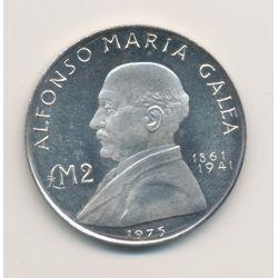 Malte - 2 Pounds 1975