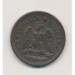 Mexique - 1 Centavo - 1892 Mo
