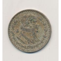 Mexique - 1 Peso - 1965 Mo