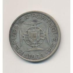Mozambique - 5 Escudos - 1935