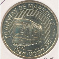 Dept13 - Tramway Marseille - bld chave 2007