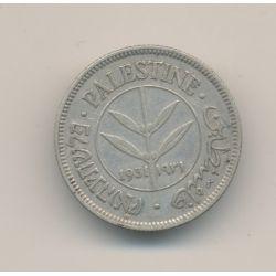 Palestine - 50 Mils - 1931