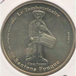 Dept13 -Santons Fouque - le tambourinaire 2010