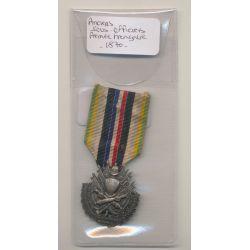 Médaille - Anciens sous officiers - Armée Française - 1870