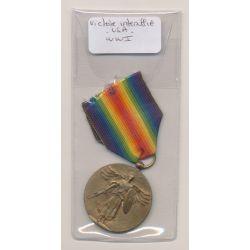 Etats-Unis - Médaille Victoire interallié - 1914-18