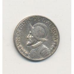 Panama - 1/10 Balboa - 1930 - argent