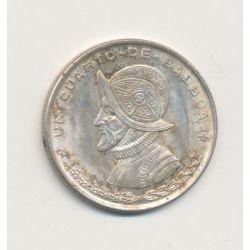 Panama - 1/4 Balboa - 1961 - argent