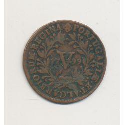 Portugal - Maria I - 5 Reis - 1799