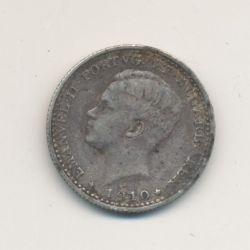 Portugal - 100 Reis - 1910