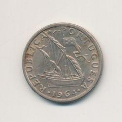 Portugal - 2 1/2 escudos - 1964