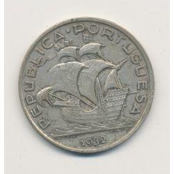 Portugal - 10 escudos - 1932