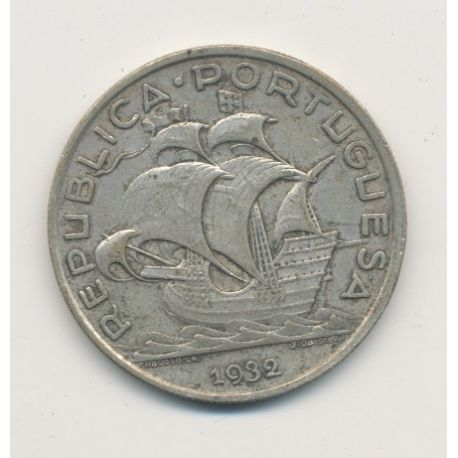Portugal - 10 escudos - 1954