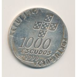 Portugal - 1000 escudos - 1999