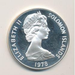 Solomon Islands - 5 Dollars - 1978