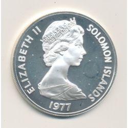 Solomon Islands - 5 Dollars - 1977