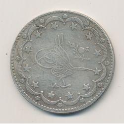 Turquie - 20 Kurush - 1293/1878