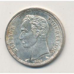 Vénézuéla - 25 centimos - 1960
