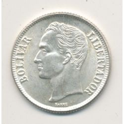 Vénézuéla - 1 bolivar - 1954