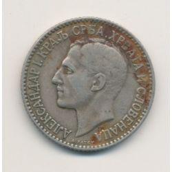 Yougoslavie - 1 Dinar - 1925