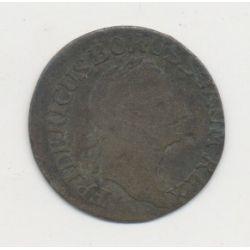 Allemagne - Prusse - 3 Groscher - 1780 A