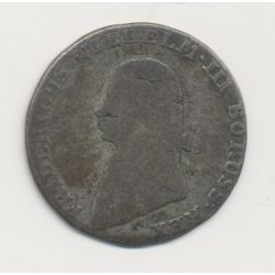 Allemagne - Prusse - 4 Groschen - 1805 A