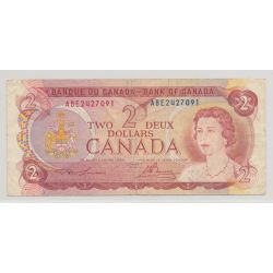 Canada - 2 Dollars - 1974