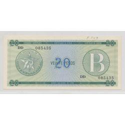 Cuba - 20 Pesos
