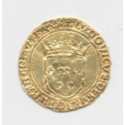 Louis XII - Écu d'or au soleil - Bordeaux