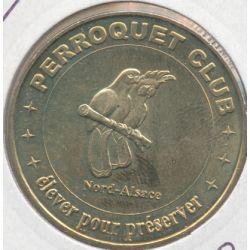 Dept67 - Perroquet club - élever pour préserver - 2007