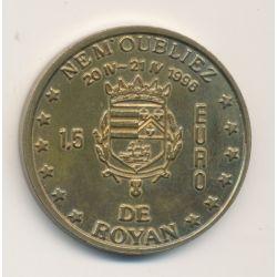 1,5 Euro - 1996 - Royan