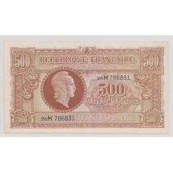 500 Francs Marianne - 1945 - Série M