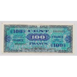 100 Francs France - 1944 - sans série