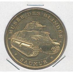 Dept49 - Musée des blindés N°4 - 2014 - chars somua - Saumur
