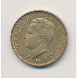 Monaco - 10 Francs 1950 essai - Rainier III