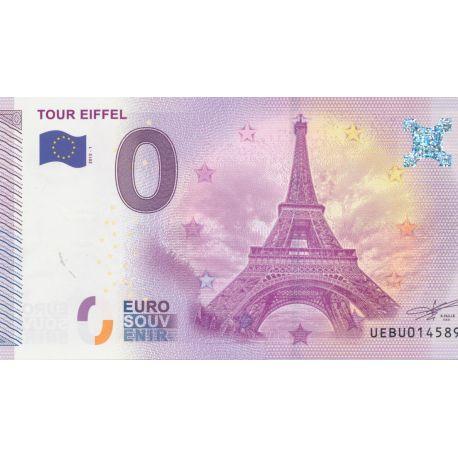Billet Tour eiffel 2015 - Paris