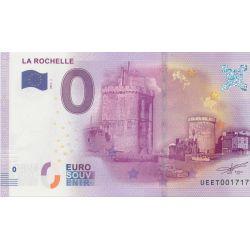Billet Tours La Rochelle 2016 N°1717