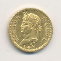 Allemagne - Westphalie - 10 Frank 1813 C - Jérome Napoléon