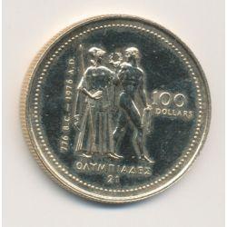 Canada - 100 Dollars 1976