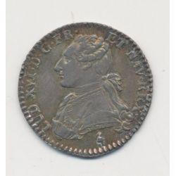 Louis XVI - 1/10 écu - 1782 A Paris