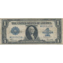 Etats-Unis - 1 Dollar 1923 - Washington