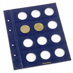 Feuille Vista 12 Médailles