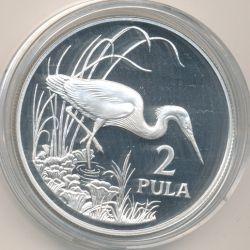 Botswana - 2 Pula - 1986