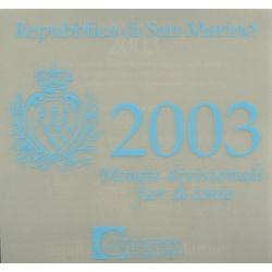 BU St Marin 2003