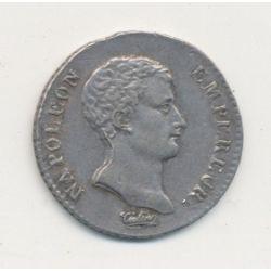 1/2 Franc Napoléon Empereur - AN 13 A Paris