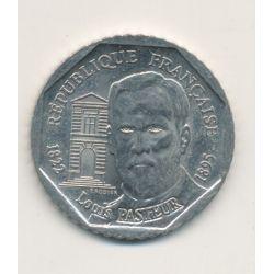 2 Francs Pasteur - 1995