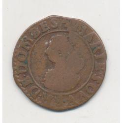 Marie de bourbon - double tournoi 1625 - Principauté de Dombes