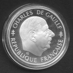 1 Franc De Gaulle 1988