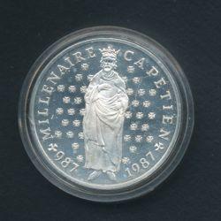 10 Francs Millénaire capétien 1987