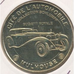 Dept68 - Cité automobile N°4 - 2008 - bugatti royale - Mulhouse